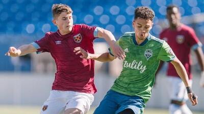 Seattle Sounders FC ficha a otra estrella juvenil latina que destacó en la GA Cup