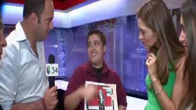 ¡Finalistas del gran concurso de Univision LA!