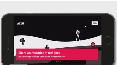 Lanza nueva App que ayuda a documentar arrestos en vivo