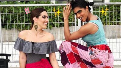 Mela la Melaza quiere estar en la lista de las mejor vestidas de Premio Lo Nuestro (y ya tiene su diseño)