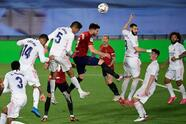 Eder Militao y Casemiro se ponen la capa de heroes y resuelven el partido en la recta final del partido.