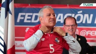 El 'Tolo' Gallego vuelve a México para desafiar al Tri con Panamá