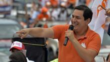 """""""Este es el momento de asumir el reto"""": Andrés Aráuz y su gran ilusión de ser presidente de Ecuador"""
