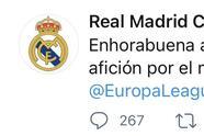 El mundo reacciona para felicitar al Villarreal luego de haber conseguido el primer titulo de Europa League de su historia.