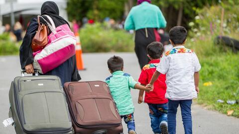 ¿Qué hay de cierto en los rumores de que están negando muchas solicitudes de asilo?
