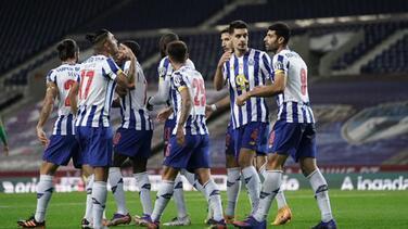 Porto amenaza con abandonar la Copa de Portugal por precaución