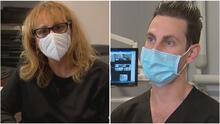 Logró su sueño de ser dentista, tener su propia clínica y ahora es el orgullo de su madre hispana