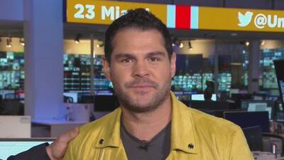Marco de la O explica por qué la tercera temporada de la serie 'El Chapo' es su favorita
