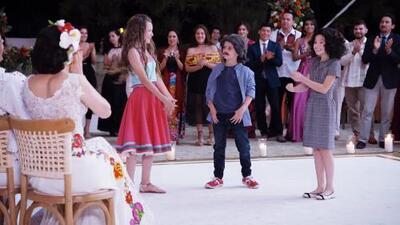 Pancho López y Susana conocieron a sus dobles y no pararon de reír