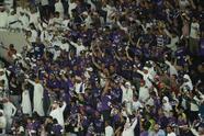 Soccer Football - Club World Cup - Quarter Final - Esperance Sportive de Tunis v Al Ain - Hazza bin Zayed Stadium, Al Ain, United Arab Emirates - December 15, 2018 Al-Ain fans before the match REUTERS/Ahmed Jadallah