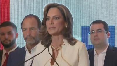 María Elvira Salazar reconoce victoria de Donna Shalala, primera demócrata en ganar en el Distrito 27 de Florida