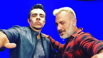 Adrián Uribe, Gianluca Vacchi y Sebastian Yatra al ritmo de 'Love'