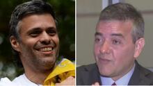 Leopoldo López tomará acciones legales contra el excongresista de Florida David Rivera