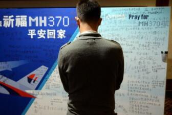 Un mes sin información del vuelo de Malaysia