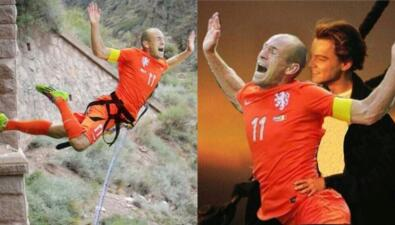 Memelogía | Arjen Robben se retiró del fútbol y dejó un recuerdo único en los mexicanos