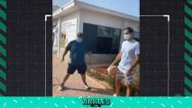 Fan pide a Federer una foto sin mascarilla y así respondió