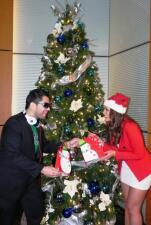 La Navidad pícara de Omar y Nicole