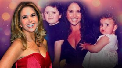 Lucero detalla cómo ha sido para sus hijos (José Manuel y Lucerito) tener una mamá famosa
