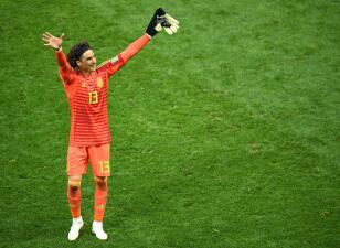 El Tri copa el 11 ideal de la primera fecha del Mundial