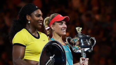 Kerber rompe los pronósticos y vence a Serena Williams en el Abierto de Australia