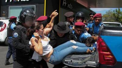 Daniel Ortega se compromete a liberar a todos los presos políticos para retomar el diálogo en Nicaragua