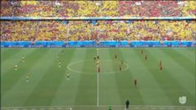 Highlights:México at Brasil on June 17, 2014