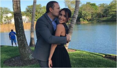 """""""Y de repente ya creció"""": Alan Tacher llenó de besos a su hija Hannah en su fiesta graduación (fotos)"""