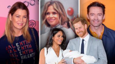 Lo que dicen los famosos sobre criar hijos de raza mixta, como el bebé de Meghan y Harry