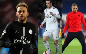 Rumores de Europa: ¿Se cocina mega trueque entre Real Madrid y PSG? ¿Mbappé fuera del PSG?