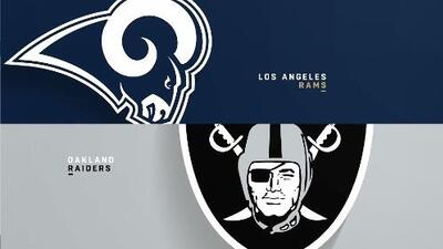 Highlights | Los Angeles Rams 33-13 Oakland Raiders