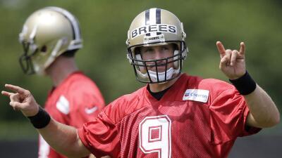 Drew Brees aceptó deficiencias de los New Orleans Saints rumbo a temporada 2015 NFL
