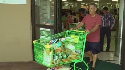 Puerto Rico se prepara para el paso de la debilitada tormenta tropical Beryl