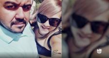 Familiares y amigos se despiden de Angie Noemí, enfermera asesinada por su esposo
