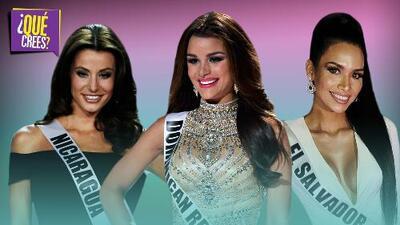 Clarissa, Nastassja y Marisela: las ganadoras de Nuestra Belleza Latina que pisaron Miss Universo
