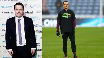 """Leyenda del West Ham """"siente pena"""" por Chicharito"""