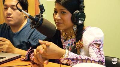 Estos inmigrantes de Nueva York encontraron sus raíces creando una radio en kichwa