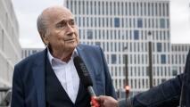 Blatter pasó una semana en coma inducido