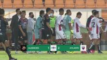 Resumen | Atlante se llevó el máximo botín de casa de Alebrijes por 1-2
