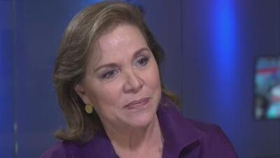 """La Doctora Isabel habla de su libro """"Una Mujer Verdadera"""""""