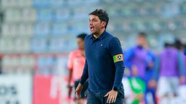 Nicolás Larcamón admite: Somos un equipo recontra rompehue...