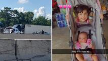 Habla familiar de las hermanitas que murieron en accidente en Houston