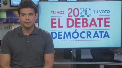 Expectativa entre los estudiantes en Texas por las propuestas de los demócratas en el debate