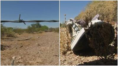 Muere niña de la India de siete años en el desierto de Arizona