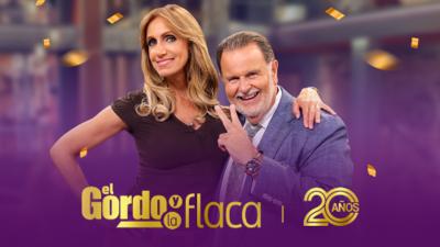 El Gordo y La Flaca - LUN-VIE 4PM/3C