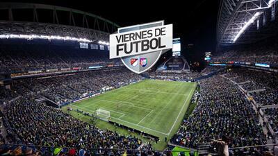 A partir de esta noche regresan los Viernes de Fútbol de la MLS a UniMás y Univision Deportes