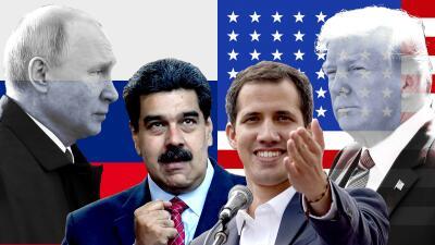 Los rostros de la lucha global por la resolución del conflicto político en Venezuela (fotos)