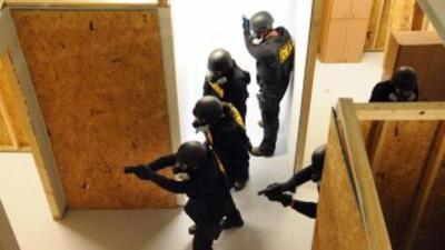 Oficial fue herido durante operativo contra narcotráfico