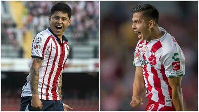Chivas vs. Necaxa: historia de un duelo de grandes en goles