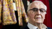 Luto en las pasarelas por la muerte del diseñador francés Hubert de Givenchy