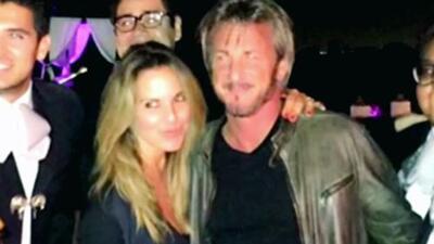 """Cómo Sean Penn y Kate del Castillo lograron la entrevista con """"El Chapo"""" Guzmán"""